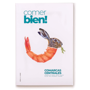 Comer Bien Comarcas Centrales - Alfredo Martinez